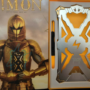 Accessories - Simon Thor Shockproof Aluminum Metal Case Note 4